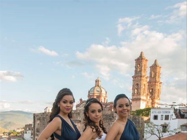 La boda de Tzulic y Denise en Taxco, Guerrero 25