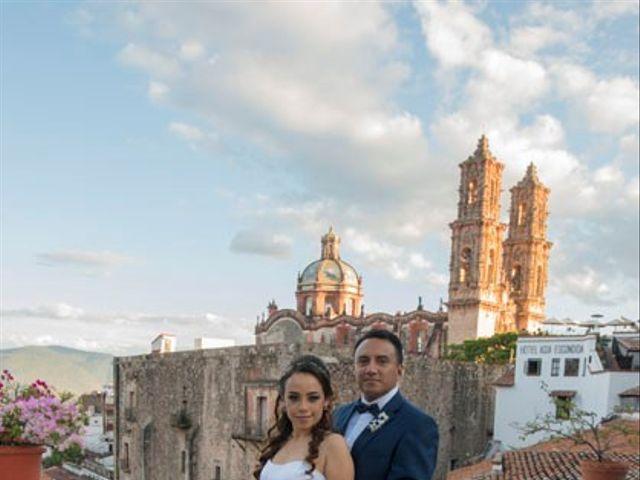 La boda de Tzulic y Denise en Taxco, Guerrero 27