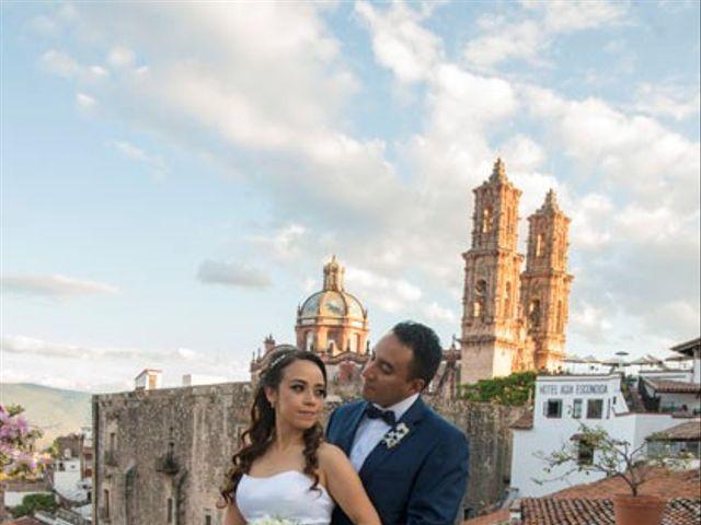 La boda de Tzulic y Denise en Taxco, Guerrero 28