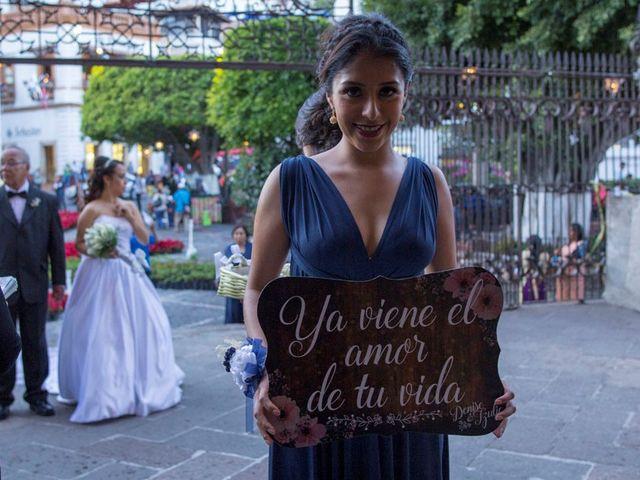 La boda de Tzulic y Denise en Taxco, Guerrero 35