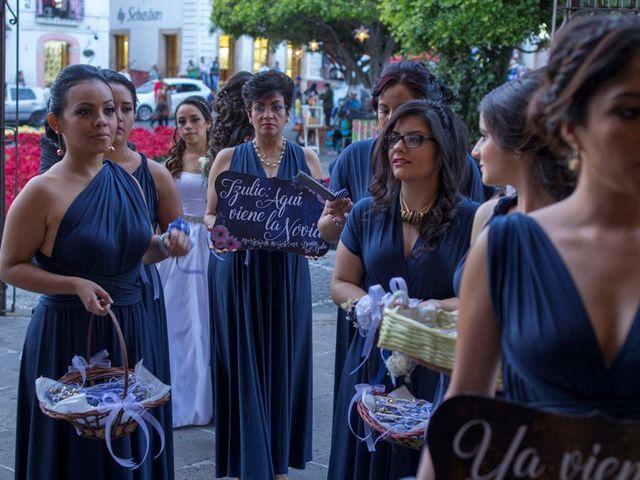 La boda de Tzulic y Denise en Taxco, Guerrero 36