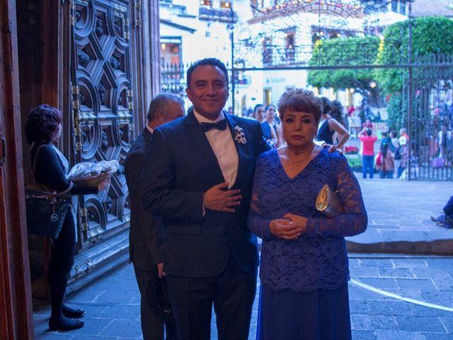 La boda de Tzulic y Denise en Taxco, Guerrero 37
