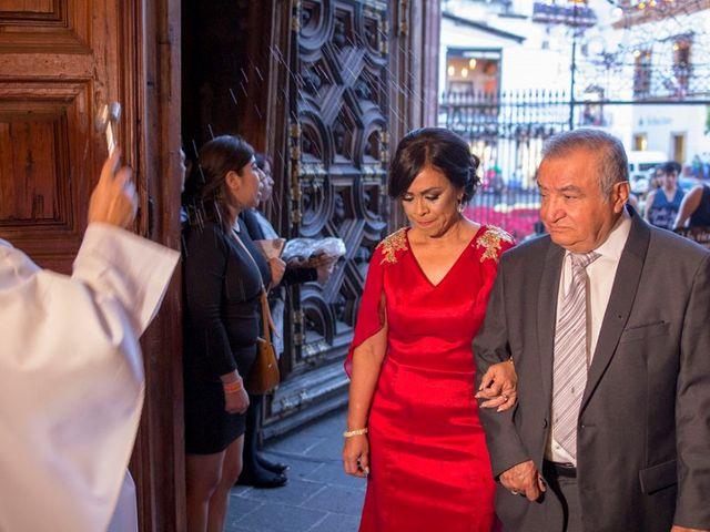 La boda de Tzulic y Denise en Taxco, Guerrero 38