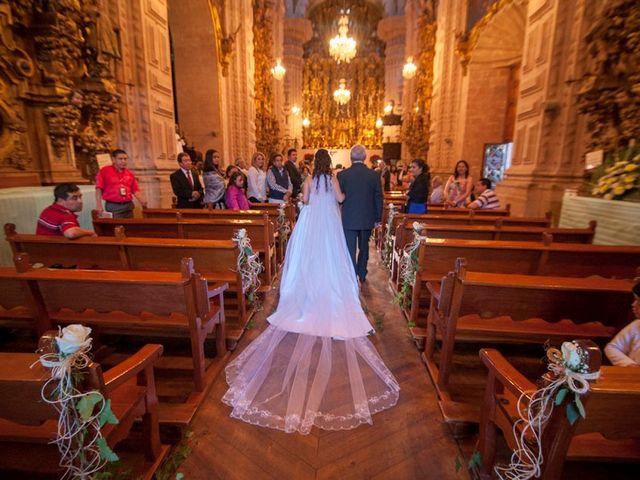 La boda de Tzulic y Denise en Taxco, Guerrero 41