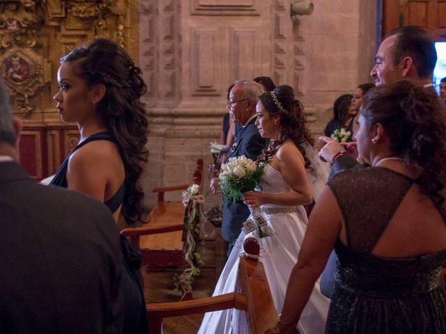 La boda de Tzulic y Denise en Taxco, Guerrero 42