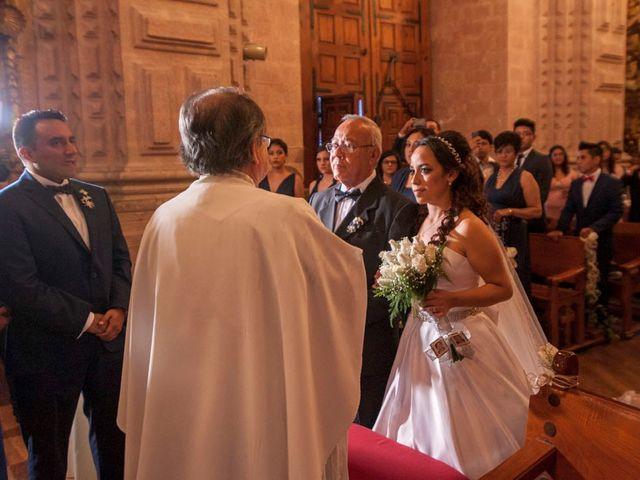 La boda de Tzulic y Denise en Taxco, Guerrero 43