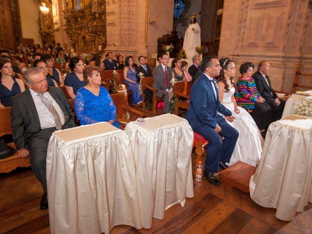 La boda de Tzulic y Denise en Taxco, Guerrero 46