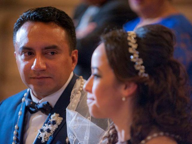 La boda de Tzulic y Denise en Taxco, Guerrero 47