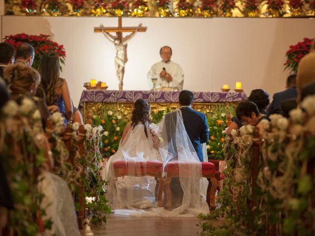 La boda de Tzulic y Denise en Taxco, Guerrero 48