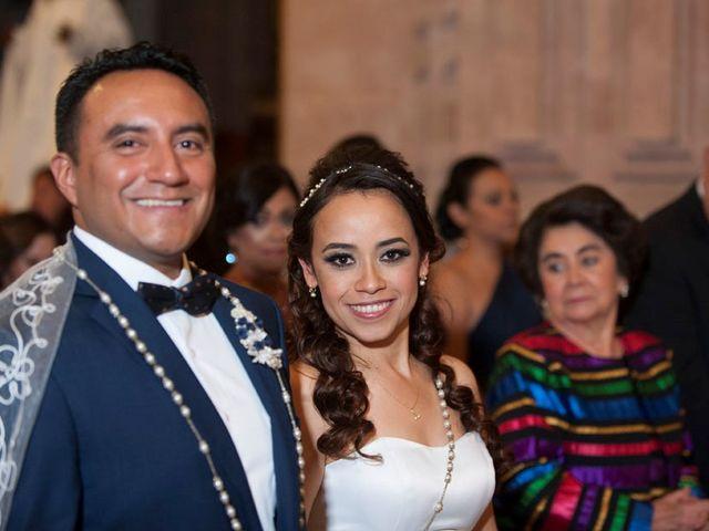 La boda de Tzulic y Denise en Taxco, Guerrero 49