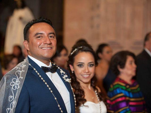 La boda de Tzulic y Denise en Taxco, Guerrero 50