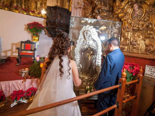 La boda de Tzulic y Denise en Taxco, Guerrero 51