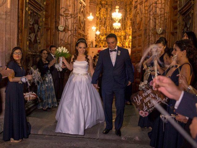 La boda de Tzulic y Denise en Taxco, Guerrero 52
