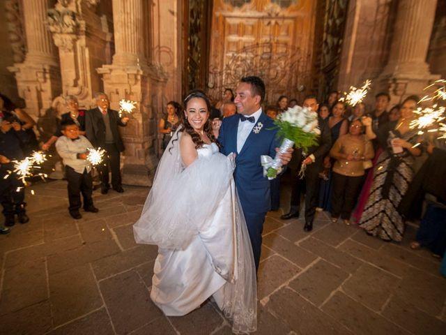 La boda de Tzulic y Denise en Taxco, Guerrero 53