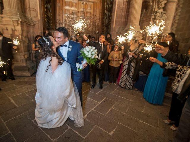 La boda de Tzulic y Denise en Taxco, Guerrero 54