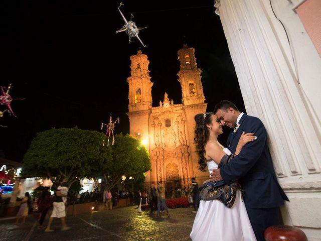 La boda de Tzulic y Denise en Taxco, Guerrero 61