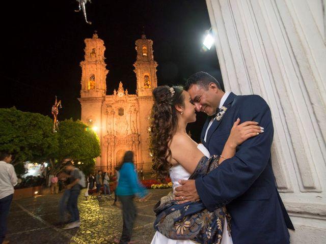 La boda de Tzulic y Denise en Taxco, Guerrero 62