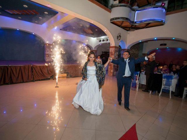 La boda de Tzulic y Denise en Taxco, Guerrero 63