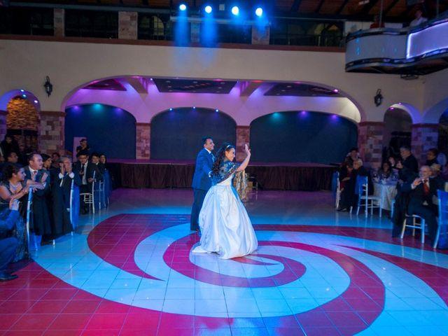 La boda de Tzulic y Denise en Taxco, Guerrero 64