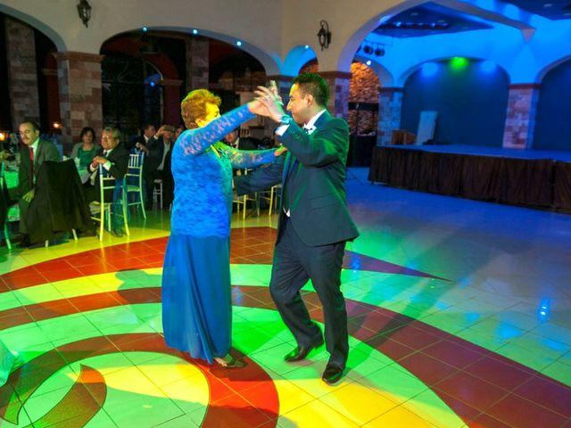 La boda de Tzulic y Denise en Taxco, Guerrero 67