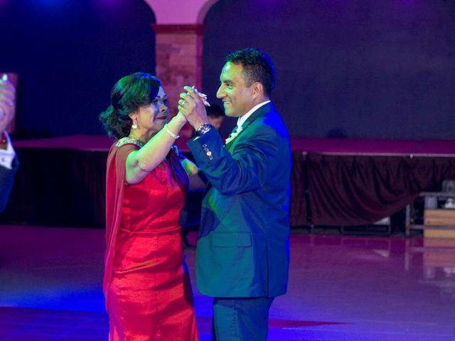 La boda de Tzulic y Denise en Taxco, Guerrero 68