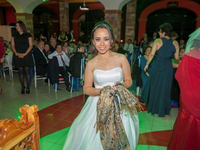 La boda de Tzulic y Denise en Taxco, Guerrero 90