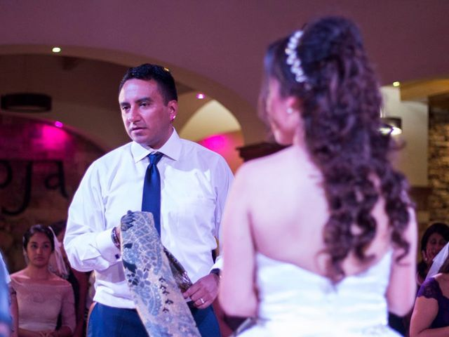 La boda de Tzulic y Denise en Taxco, Guerrero 92