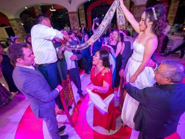 La boda de Tzulic y Denise en Taxco, Guerrero 93