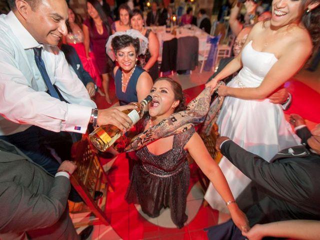 La boda de Tzulic y Denise en Taxco, Guerrero 95
