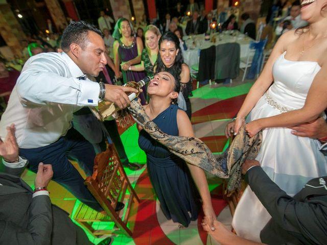 La boda de Tzulic y Denise en Taxco, Guerrero 100