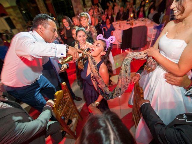 La boda de Tzulic y Denise en Taxco, Guerrero 103