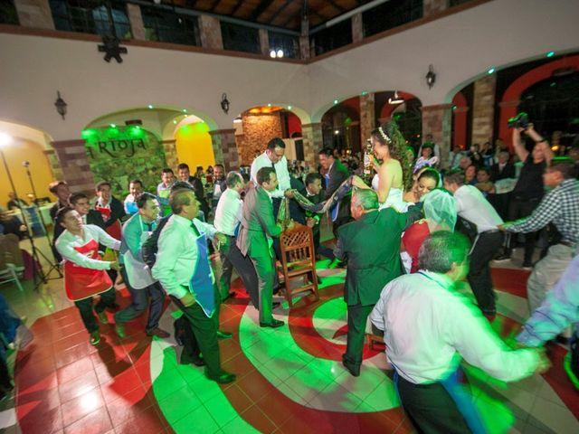 La boda de Tzulic y Denise en Taxco, Guerrero 106