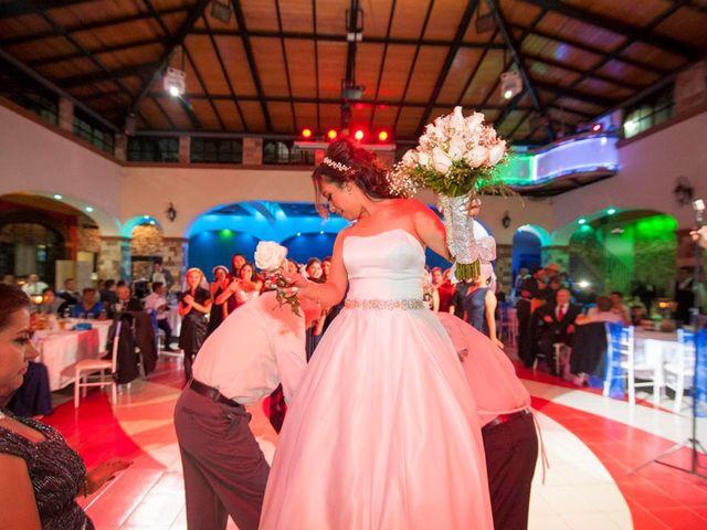 La boda de Tzulic y Denise en Taxco, Guerrero 107
