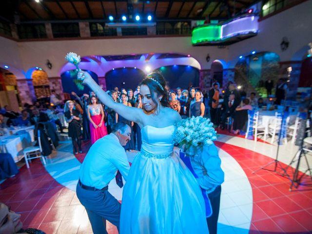 La boda de Tzulic y Denise en Taxco, Guerrero 108