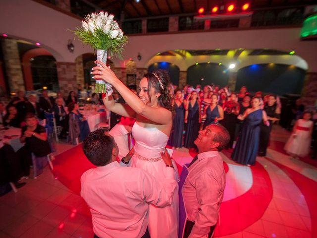 La boda de Tzulic y Denise en Taxco, Guerrero 111