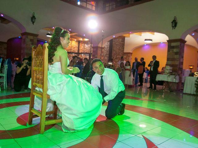 La boda de Tzulic y Denise en Taxco, Guerrero 113