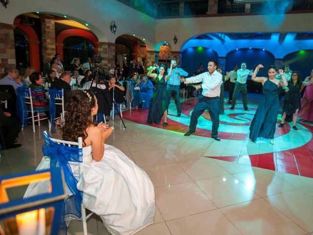La boda de Tzulic y Denise en Taxco, Guerrero 116