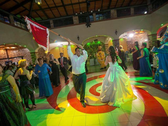 La boda de Tzulic y Denise en Taxco, Guerrero 117