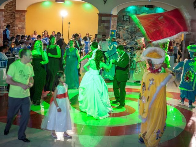 La boda de Tzulic y Denise en Taxco, Guerrero 120