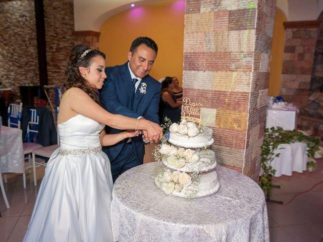 La boda de Tzulic y Denise en Taxco, Guerrero 122