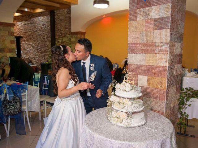 La boda de Tzulic y Denise en Taxco, Guerrero 123