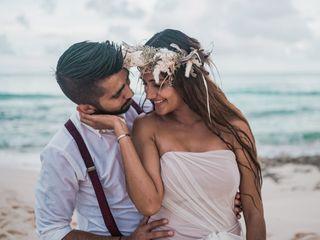 La boda de Karelly y Jorge