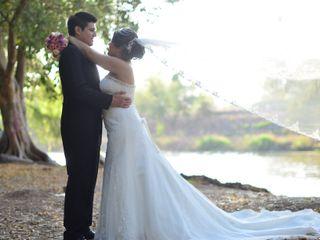 La boda de Paulina y José Manuel