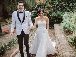 La boda de Gabriela y Guillermo