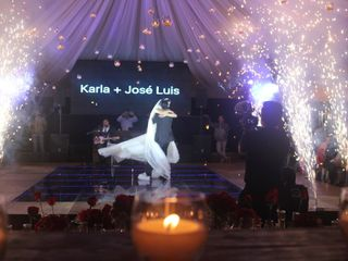 La boda de Karla y José Luis 1