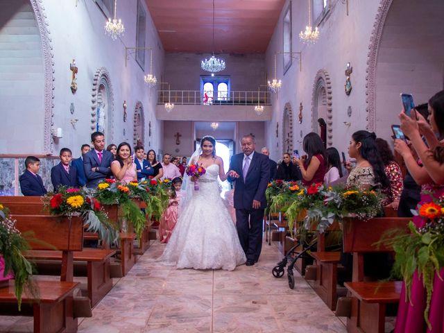 La boda de Carlos y Marissa en La Manzanilla de La Paz, Jalisco 21