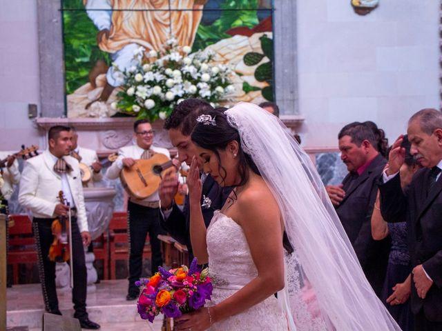 La boda de Carlos y Marissa en La Manzanilla de La Paz, Jalisco 23