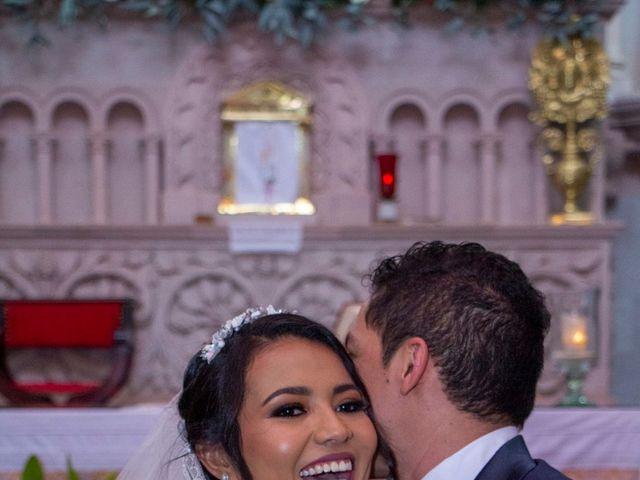 La boda de Carlos y Marissa en La Manzanilla de La Paz, Jalisco 25