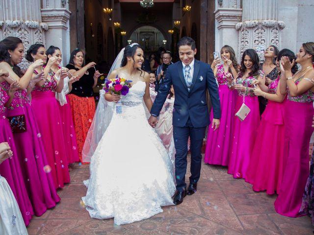 La boda de Carlos y Marissa en La Manzanilla de La Paz, Jalisco 27