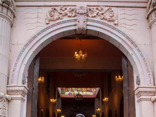 La boda de Carlos y Marissa en La Manzanilla de La Paz, Jalisco 28